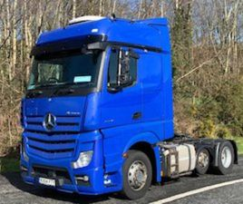 2015 MERCEDES 2445 ACTROS 6X2. REF NO: 2157 FOR SALE IN MONAGHAN FOR € ON DONEDEAL