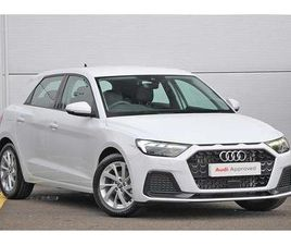 2019 AUDI A1 SPORTBACK SPORT 30 TFSI 116 PS 6-SPEED