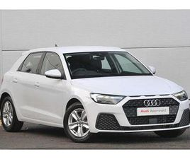 2019 AUDI A1 SPORTBACK TECHNIK 30 TFSI 116 PS 6-SPEED