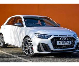 2019 AUDI A1 SPORTBACK S LINE COMPETITION 40 TFSI 200 PS S TRONIC
