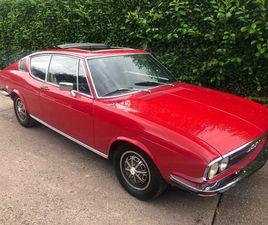 1971 AUDI 100 1.9 S 2D