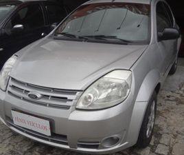 FORD KA 1.0 TECNO 8V FLEX 3P - R$ 14.500