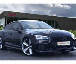 2019 AUDI RS5 RS 5 SPORTBACK SPECIAL EDITION AUDI SPORT EDITION
