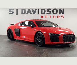 AUDI R8 5.2 FSI V10 PLUS S TRONIC QUATTRO (S/S) 2DRBROOKE RACING EXHAUST