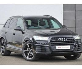 2019 AUDI Q7 3.0 TDI QUATTRO (286 PS) BLACK EDITION 50