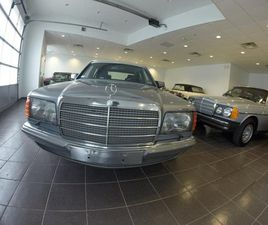1980 MERCEDES-BENZ 500SEL FOR SALE