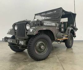 1965 WILLYS M38A1 SUV