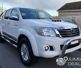 TOYOTA HILUX INVINCIBLE 3.0 4X4 D-4D FOR SALE IN WESTLANDS