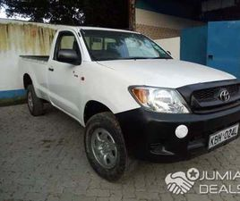 TOYOTA HILUX 2009 SINGLE CAB FOR SALE IN CHANGAMWE