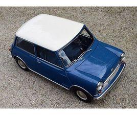1966 AUSTIN MINI MK1 SUPER DE LUXE