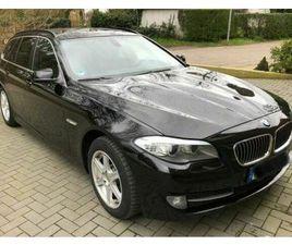 BMW 525D XDRIVE TOURING SPORT-AUT.