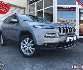 JEEP CHEROKEE 2.0 CRD LIMITED ACTIVE-DRIVE 170 4X2