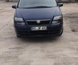 FIAT ULYSSE 2.2 JTD ≫ 2005 • 3 400 ЛВ. • 65610403   AUTO.BG <META NAME=DESCRIPTION CONTE