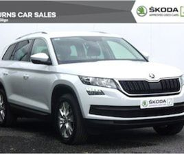 SKODA KODIAQ AMBITION 1.4 TSI 125HP 5 SEAT FOR SALE IN SLIGO FOR €30900 ON DONEDEAL