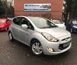 HYUNDAI IX20 1.4 STYLE HATCHBACK 5DR PETROL MANUAL (130 G/KM, 89 BHP)1 OWNER FROM DEMONSTR
