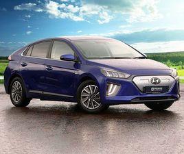 2019 HYUNDAI IONIQ 100KW PREMIUM SE 38KWH 5DR AUTO