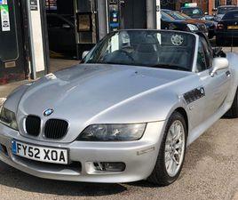 2002 BMW Z3 2.2 Z3 SPORT ROADSTER 2D 168 BHP