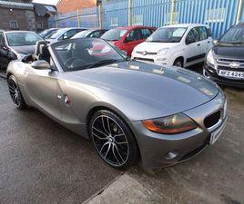 BMW Z4 2.2 I SE ROADSTER 2DR