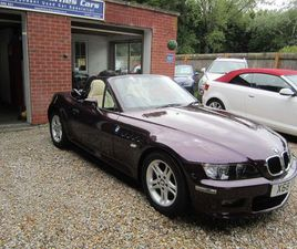 BMW Z3 2.0 ROADSTER 2DRFSH / INDIVIDUAL SPECIFICATION