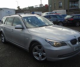 2010 BMW 5 SERIES 3.0 525D SE BUSINESS EDITION TOURING 5D 195 BHP