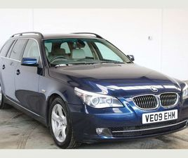 BMW 5 SERIES 3.0 525D SE BUSINESS EDITION TOURING 5DR1 OWNER - NICE SPEC