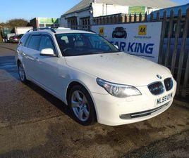 £4,880|BMW 5 SERIES 3.0 525D SE BUSINESS EDITION TOURING 5DR