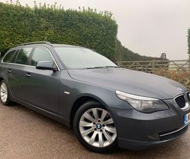 BMW 5 SERIES 2.0 520D SE BUSINESS EDITION TOURING 5DRSOLD NOW SORRY