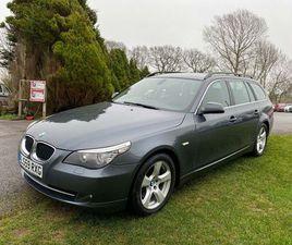 £5,495|BMW 5 SERIES 2.0 520D SE BUSINESS EDITION TOURING 5DR