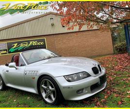 1999 BMW Z3 2.0 6 CYLINDER ROADSTAR AUTO WITH LEATHER - FACELIFT CAR