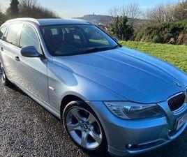 BMW 3 SERIES 2.0 318I EXCLUSIVE TOURING 5DR PETROL MANUAL (147 G/KM, 143 BHP)PRACTICAL BMW