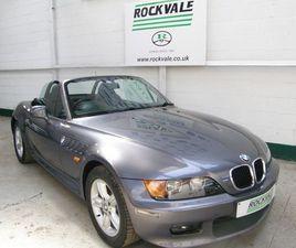 2000 (W) BMW Z SERIES 2.0 Z3 ROADSTER 2DR