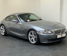 2006 BMW Z4 3.0 Z4 SI SPORT COUPE 2D 262 BHP