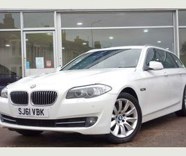 BMW 5 SERIES 2.0 520D SE TOURING 5DRECONOMICAL ESTATE