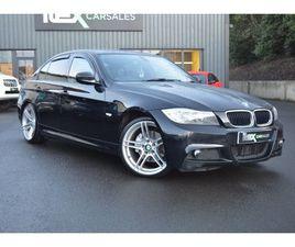2011 BMW 3 SERIES 2.0 320D M SPORT 4D AUTO 181 BHP