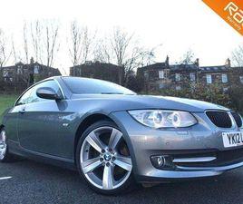 BMW 3 SERIES 2.0 320D SE 2DR+SAT NAV+LEATHER+FSH+
