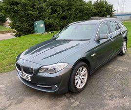 2011 BMW 5 SERIES 520D SE TOURING