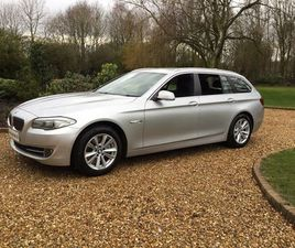 £7,500 | BMW 5 SERIES 2.0 520D SE TOURING 5DR