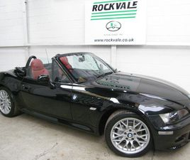 2002 (02) BMW Z SERIES 2.2 Z3 SPORT ROADSTER 2DR