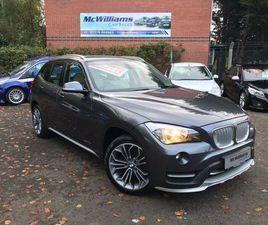 BMW X1 2.0 18D XLINE SUV 5DR DIESEL MANUAL XDRIVE (144 G/KM, 141 BHP)FULL BMW SERVICE HIST