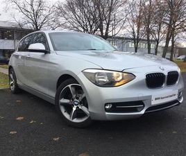 2012 BMW 1 SERIES 116I SPORT