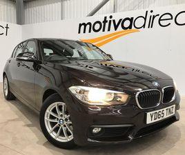 2015 BMW 1 SERIES 1.5 116D ED PLUS 5D 114 BHP