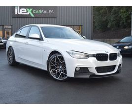 2014 BMW 3 SERIES 2.0 320D EFFICIENTDYNAMICS BUSINESS 4D 161 BHP
