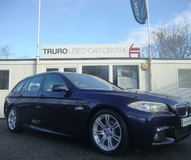 2011 BMW 5 SERIES 520D M SPORT TOURING