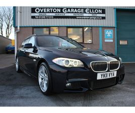 2011 BMW 5 SERIES 523I M SPORT TOURING