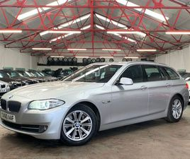 BMW 5 SERIES 3.0 530D SE TOURING 5DR++OVER £8800 WORTH OF EXTRAS++