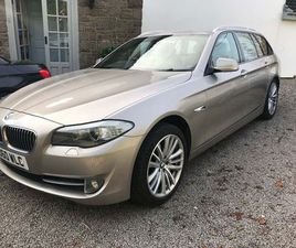 BMW 5 SERIES 3.0 535I SE TOURING 5DROVER 15K'S WORTH OF OPTIONS