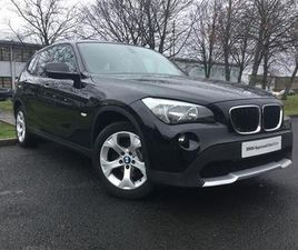2010 BMW X1 SDRIVE20D SE