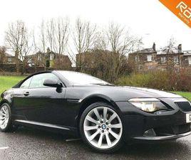 BMW 6 SERIES 3.0 635D SPORT 2DR++MASSIVE SPEC++FBMWSH++