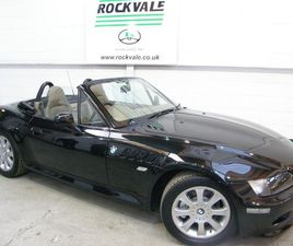2001 (51) BMW Z SERIES 3.0 Z3 ROADSTER 2DR