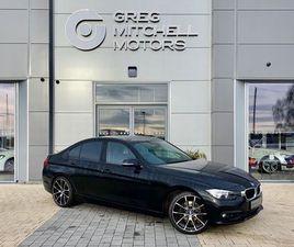 2016 BMW 3 SERIES 320D EFFICIENTDYNAMICS PLUS 4DR